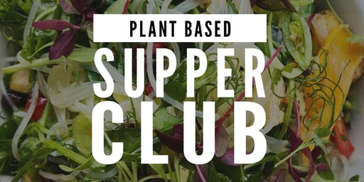 Otto's Supper Club - Plant Based