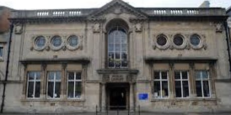 20th & 21st August 2019 : Crime Writing, The Old library West Norwood tickets