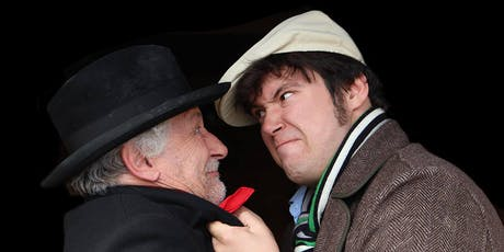 Steptoe and Son at Christmas tickets
