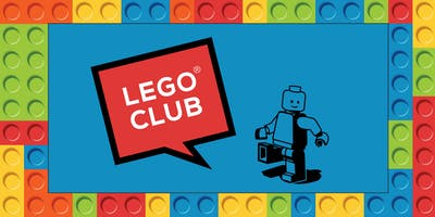 LEGO CLUB - *EVERY WEDNESDAY*