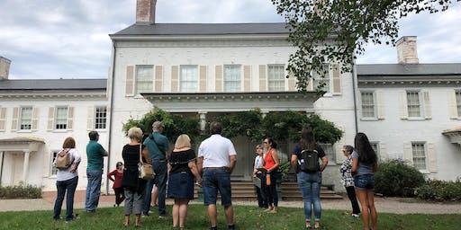 Tea/Tour/ & Take a Walk to Celebrate Richard Stockton's 289th birthday