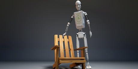 Conviviendo con robots: nuevas formas de trabajar en la sociedad digital entradas