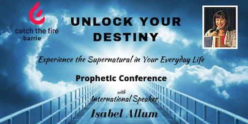 Unlock Your Divine Destiny!!