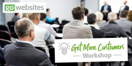 Get More Customers Workshop [Leicester] tickets