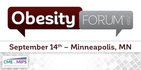 OBESITY FORUM® 2019 - Minneapolis, MN tickets