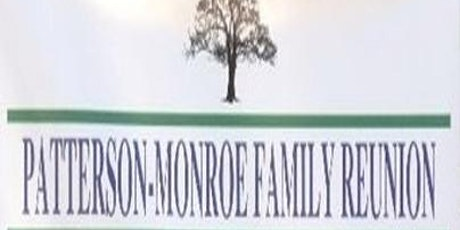 Patterson-Monroe Family Reunion tickets