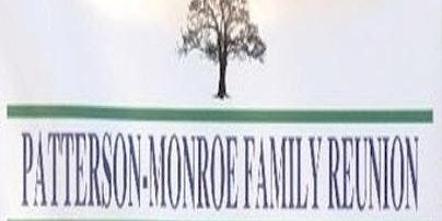 Patterson-Monroe Family Reunion