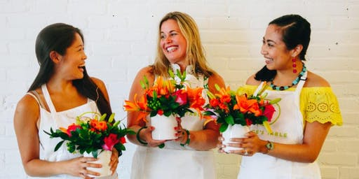 Brews and Summer Blooms with Alice's Table and 3rd Turn Brewery