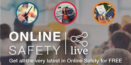 Online Safety Live - Wigan tickets