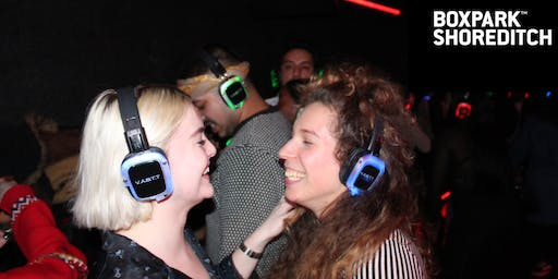 FREE Headphone Party @Boxpark Shoreditch