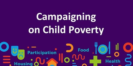 Campaigning on Child Poverty tickets