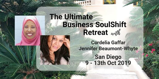 The Ultimate Business SoulShift Retreat - Oct 2019