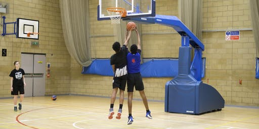 Basketball Roadshow - Valence Park - 5 to 17 year olds