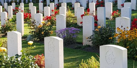 Commonwealth War Graves Walk and Talk tickets