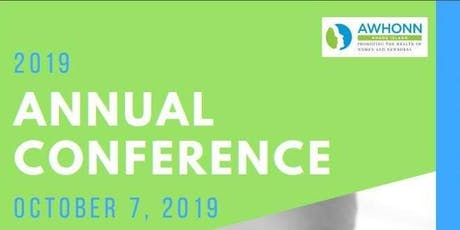 AWHONN RI 2019 Annual Conference tickets