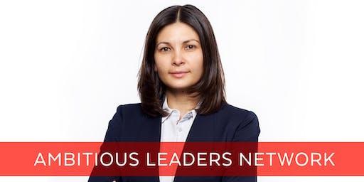Ambitious Leaders Network Perth –  26 July 2019 Olga Abdrashitova