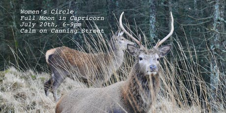 Women's Circle: Full Moon in Capricorn Release and Rise tickets