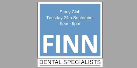 Finn Dental Specialists: Study Club (September) tickets