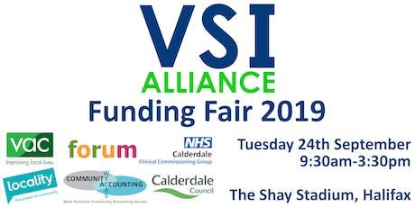 VSI Alliance Funding Fair tickets
