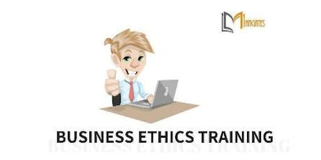 Business Ethics 1 Day Training in Boston, MA tickets