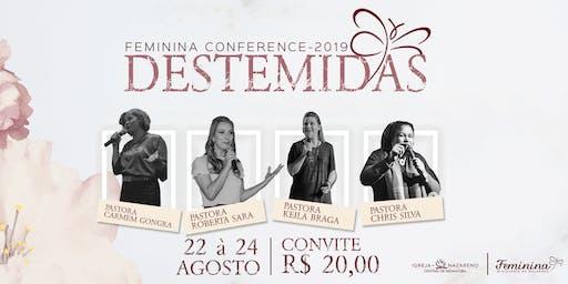 Feminina Conference - 2019