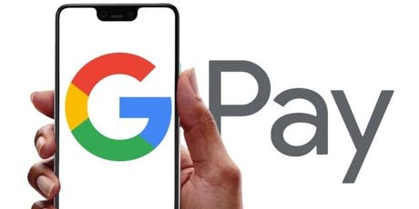 Commission Commerce Mobile avec Google Pay billets