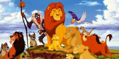 Movies at Martineau Place - The Lion King (1994)