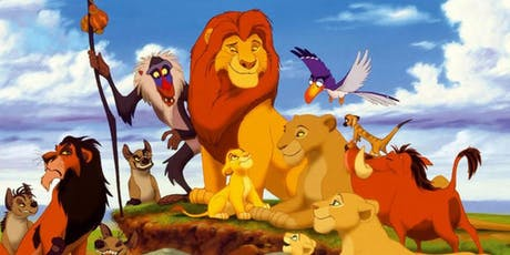 Movies at Martineau Place - The Lion King (1994) tickets