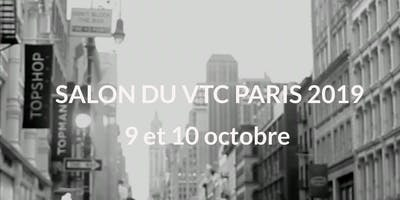Invitation presse & Exposant Salon du VTC Paris