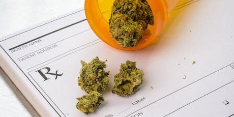 CBD and Medical Marijuana 101 tickets