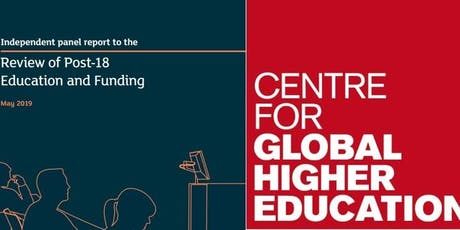 Does Augar provide the way forward for HE and FE in England? A CGHE panel tickets