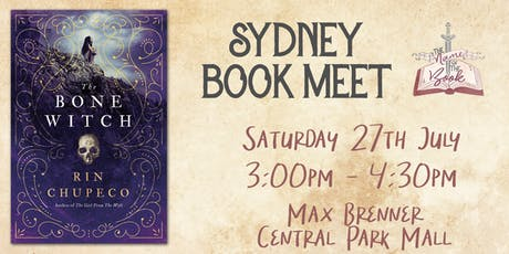 The Bone Witch: Sydney Book Meet tickets