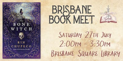 The Bone Witch: Brisbane Book Meet