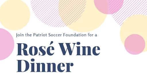 Rosé Wine Dinner