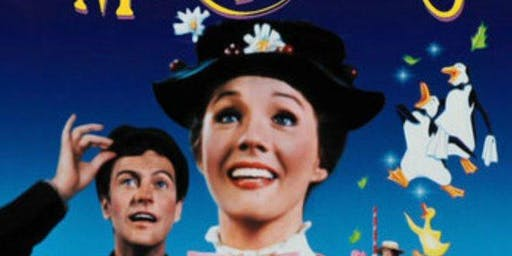Movies at Martineau Place - Mary Poppins (1964)