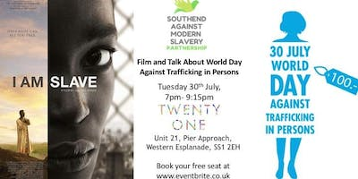 I am Slave: Film and Talk About World Day Against Trafficking in Persons