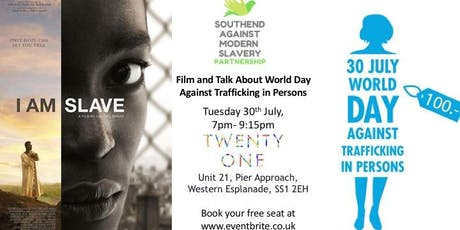 I am Slave: Film and Talk About World Day Against Trafficking in Persons   tickets