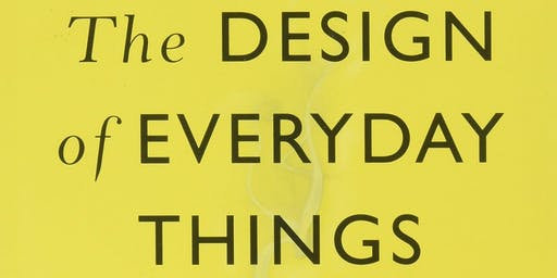 Let's read The Design of Everyday Things by Don Norman