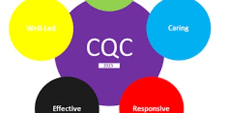 Introducing Care, Quality, Commission (CQC) And The New Fundamental Standards To Your Healthcare Business tickets