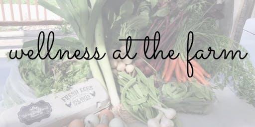 Wellness on the Farm