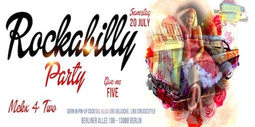 Rockabilly Party im MEKX 4 Two