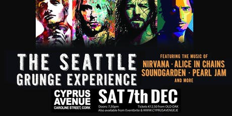 The Seattle Grunge Experience tickets