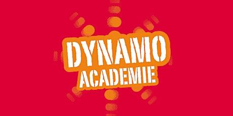 AVG-training: privacy bij Dynamo tickets