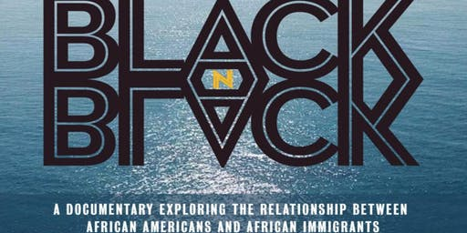 ADIFF DC 2019 Presents: Black N Black