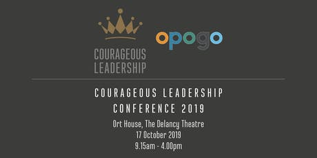 Courageous Leadership Conference 2019 tickets