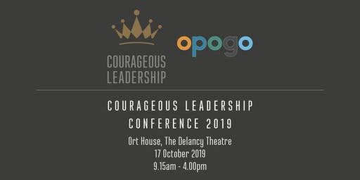 Courageous Leadership Conference 2019