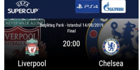 Super cup Liverpool V Chelsea tickets