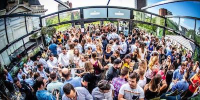 Summertime • Jeudredi Afterwork • Cospaia Rooftop Terrasse