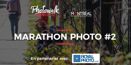 Marathon Photo | 2e édition tickets