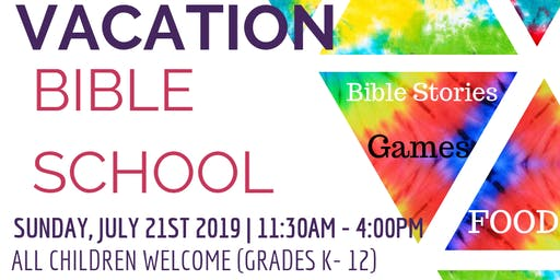 First Baptist Church: Vacation Bible School